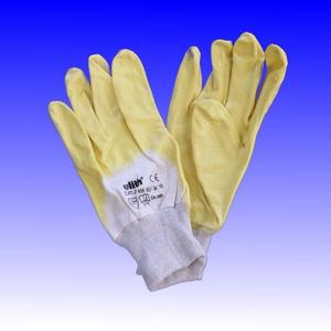 Handschuhe gelb