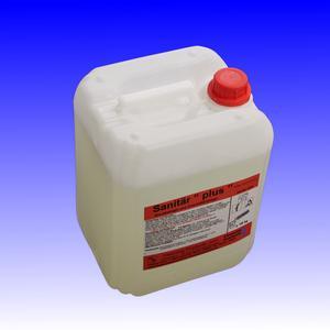 "Sanitär ""plus"" 10 Liter Kanister"