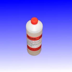 """Sanitär """"plus"""" 1 Liter Flasche"""