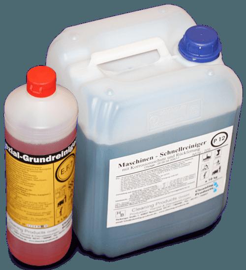 Reinigungsmittel aus Eigenproduktion